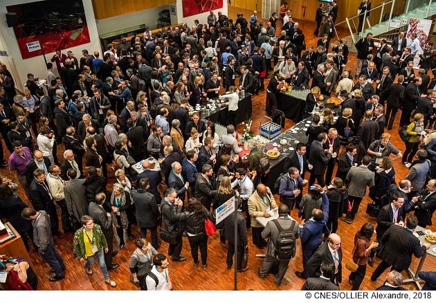 Le CNES a organise pour la troisieme fois, jeudi 25 janvier 2018 a Toulouse, sa Journee de l'Innovation. Ouverte par Jean-Yves Le Gall, President du CNES, elle a permis de faire le point sur les perspectives technologiques, tant pour les systemes orbitaux que pour les lanceurs et un volet specifique consacre aux start-ups, a permis de decouvrir le dynamisme des acteurs africains du domaine.